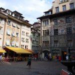 5 cose da fare a Lucerna, in Svizzera!