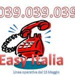 """""""Easy Italia"""": al via il progetto di assistenza telefonica ai turisti."""