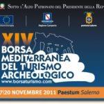 Paestum: dal 18 al 21 novembre la XIII Borsa Mediterranea del Turismo archeologico