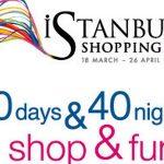 Istanbul Shopping Fest: capitale dello shopping dal 18 marzo al 26 aprile