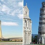 L'hotel pendente di Abu Dhabi: record mondiale ed hotel extra lusso