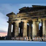 L'alba dei Tempi. Il mito di Chronos. Paestum