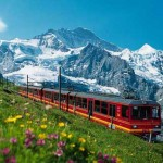 Interrail: un viaggio in sella ad una 'carrozza'