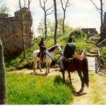 Novembre immersi nella natura: passeggiate a cavallo nella campagna toscana