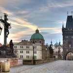 Week-End lows cost a Praga