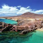 Pensiamo alle belle spiagge di Fuerteaventura per riscaldarci da questo freddo