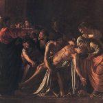 Caravaggio: la Resurrezione di Lazzaro è in mostra a Roma