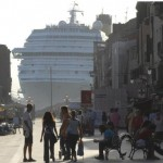 Una crociera di lusso da Roma a Venezia