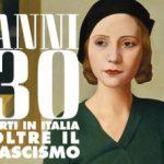 Firenze: gli anni '30 in mostra