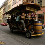 Beer Bike, bere e pedalare in compagnia