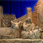 Natale 2012: a Rimini arrivano i presepi di sabbia
