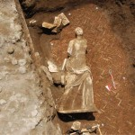 A Roma riscoperta la villa di Messalla