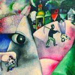 Chagall, il maestro della modernità è a Zurigo