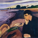 Edward Munch: 150 opere in Mostra a Genova