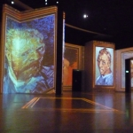 Tremila Van Gogh in HD: la mostra multimediale a Milano