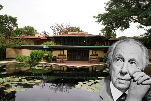 Frank Lloyd Wright in mostra al MoMa